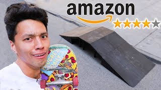 Download I BOUGHT A SKATEPARK FROM AMAZON!! Video