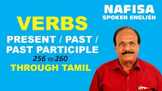 Download Spoken English through Tamil. Some verbs with their Tamil meanings ( 52 ) Video