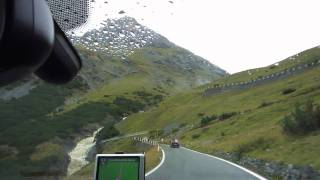 Download Driving in Swiss Alps - Davos to Venezia through Stelvio Pass Video