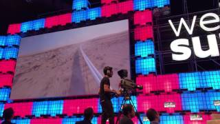 Download Hyperloop One @ Web Summit 4K - See how the future of our transport could be Video