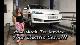 Download How Much To Service Your Tesla? Video