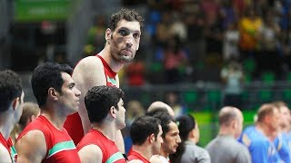 Download Morteza Mehrzad 246 cm | Volleyball Giant Video