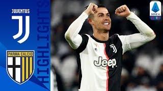 Download Juventus 2-1 Parma | CR7 Brace Sends Juve 4 Points Clear of Inter! | Serie A TIM Video