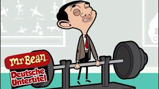 Download Herr bean geht ins fitnessstudio | Ganze Folgen | Mr Bean Deutschland Video