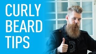 Download How To Deal With Curly Beards | Eric Bandholz Video