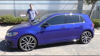Download Here's Why the 2018 Volkswagen Golf R Is Better Than its Rivals Video