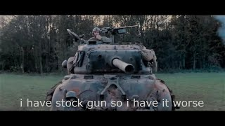 Download If the movie ″Fury″ was a World of Tanks battle Video