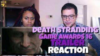 Download Death Stranding Game Awards 2016 Trailer Reaction Video