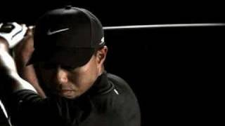Download Nike Golf TV Commercial featuring Tiger Woods Swing Portrait Video