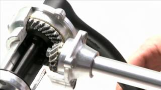 Download Dynamic Bicycles' Shaft Drive System Video