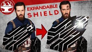 Download Captain America Shield BUILD (INFINITY WAR) Video