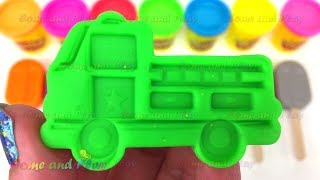 Download Learn Colors with Play Doh and Cookie Cutters and Surprise Toys Video