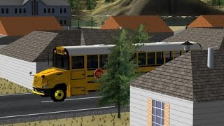 Download Rigs of Rods School Buses in Veniocity No.1 Feat. IC CE300 Video