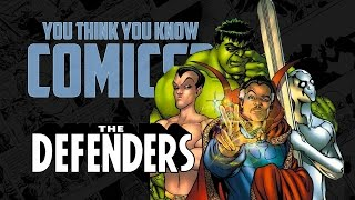 Download The Defenders - You Think You Know Comics? Video