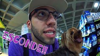 Download PASSAMOS UMA NOITE NO PET SHOP!! Video