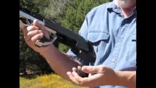 Download Ruger 1022 CBRPS Raptor firing demo Video