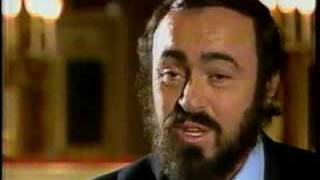 Download Pavarotti, Verrett, Hampson about staying in good shape Video