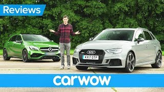 Download New Audi RS 3 2018 review - better than a Mercedes-AMG A45? | Mat Watson Reviews Video
