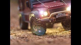 Download TRAXXAS TRX4 Land Rover Defender D110 Video