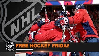 Download Best Overtime Moments from Stanley Cup Playoffs Week 2-3 Video