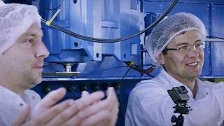 Download Orion ESM - Test of the engine gimbal system Video