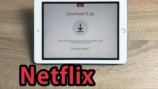 Download How to watch Netflix Offline Video