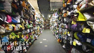 Download How Transport For London Organizes 340,000 Lost Items Video