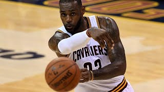 Download LeBron James the NBA's BEST POINT GUARD? part 1 Video
