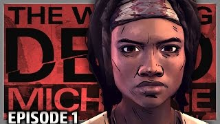 Download Game Time! | The Walking Dead Michonne Episode 1 Full Gameplay Walkthrough Video