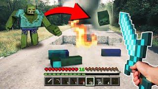 Download ТОП 5 | Майнкрафт в реальной жизни. Minecraft in real life Video