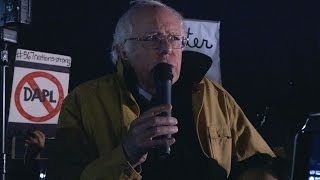 Download Sanders to Obama: Make Standing Rock a monument Video