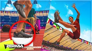 Download NEARLY THE *PERFECT* LONG JUMP! (London 2012) Video