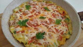 Download وجبة عشاء سهلة وسريعة في المقلاة 😋😋 Video