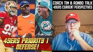 Download 49ers Add DL Coach Kris Kocurek, DB Coach Joe Woods & DeForest Buckner To The Pro Bowl Video