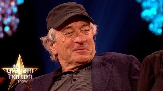 Download Robert De Niro Impressed By Tom Hiddleston's Robert De Niro Impression - The Graham Norton Show Video