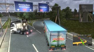 Download Euro Truck Simulator 2 Multiplayer - Idiots on the road Pt 1 Video