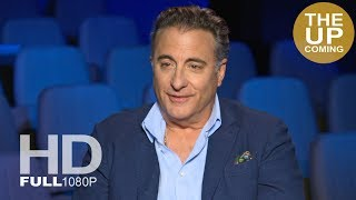 Download Andy Garcia interview on Book Club, working with Diane Keaton and Bill Holderman Video