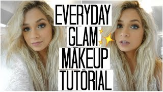 Download Everyday Glam Makeup Tutorial | Chit Chat Get Ready with Me Video