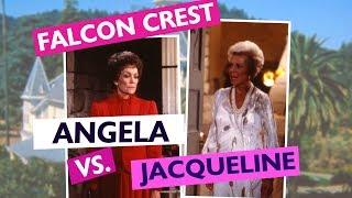 Download Falcon Crest #012 ″Family Reunion″ - Angela and Jacqueline Confrontation #2 Video