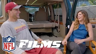 Download Kirk Cousins - Van Man? | Katie Nolan sits down with Kirk Cousins | NFL Films Presents Video