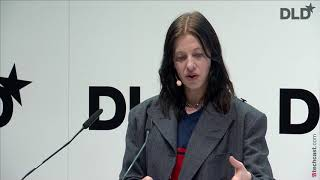 Download For The Grace Of Thoughts (Anne Imhof, artist, & Hans Ulrich Obrist, curator) | DLD 18 Video
