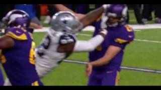 Download Controversy! Dallas bailed out by refs in Thursday night robbery in Minnesota , Sports News Online Video
