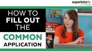 Download How to Fill Out The Common App: the Application and Activities sections EXPLAINED!! Video