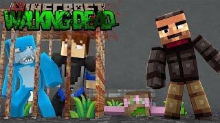 Download Minecraft THE WALKING DEAD - LITTLE KELLY WANTS SHARKY DEAD?? Video