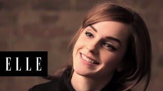 Download Emma Watson | Behind the Scenes | ELLE Video