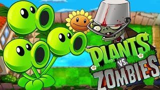 Download Plants VS Zombies - THE STRONGEST PLANT IN THE GAME? Video