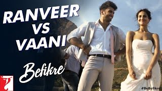 Download Ranveer vs Vaani | Behind The Scenes | Befikre | Ranveer Singh | Vaani Kapoor Video