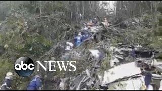 Download Columbia Plane Crash Wreckage Video Video