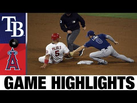 Rays vs. Angels Full Game Highlights (5/3/21) | MLB Highlights