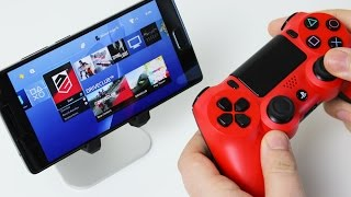 Download Play your PlayStation 4 on Android! (STILL WORKING IN 2018) Video